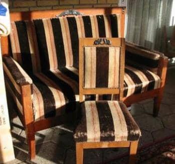 antikke møbler sælges