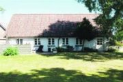 Hyggeligt hus på landet