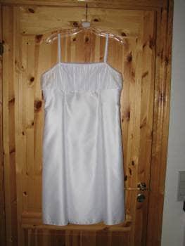 Konfimation´s kjole