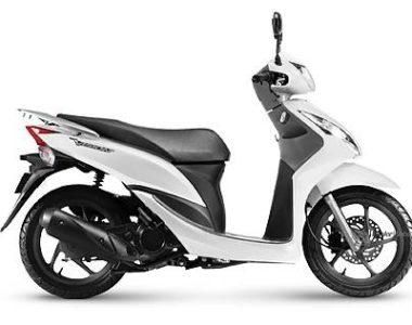 Honda NSC 50 Vision 45km/t