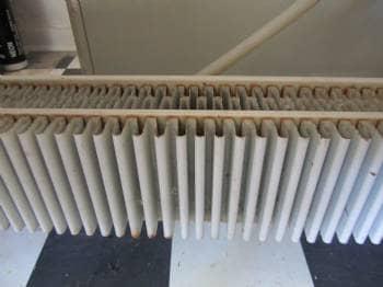 Lang/smal radiator