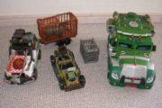 Safari/turtle biler