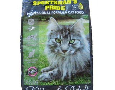 Fantastisk kattefoder fra SPORTSMANS PRIDE