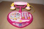 Prinsesse telefon