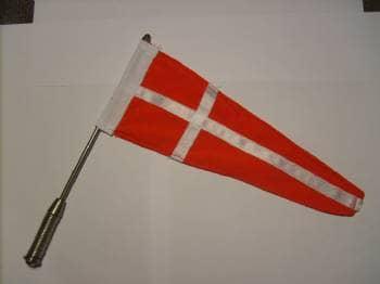 Flag til Knallert mm.