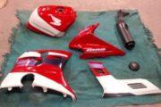 Honda CBR 1000 F dele Ny pris
