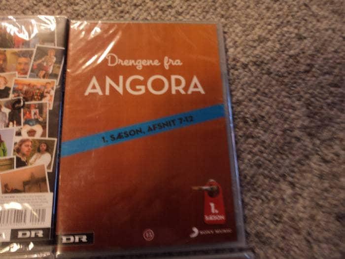 drengene fra angora 4dvd-