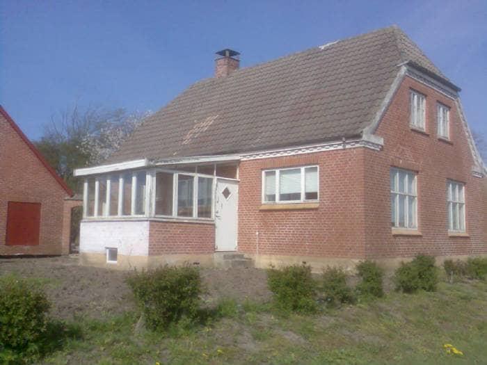 Hus til salg i Solbjerg, Mors