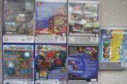 7 BILLIGE Playstation 2 spil