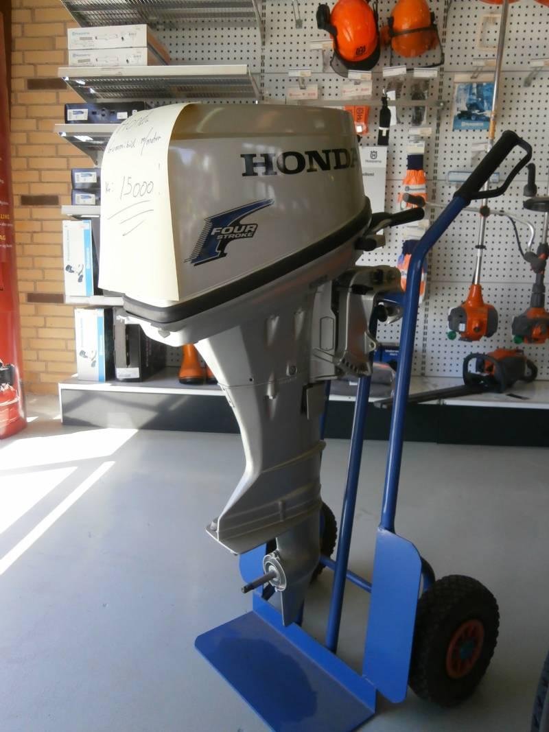 Honda Gummibåd