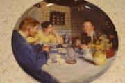 Samler Platter P.S Krøyer