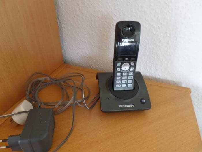 Panasonic Trådløs telefon - Ilbjergvej 2 - Panasonic trådløs telefon. - Ilbjergvej 2