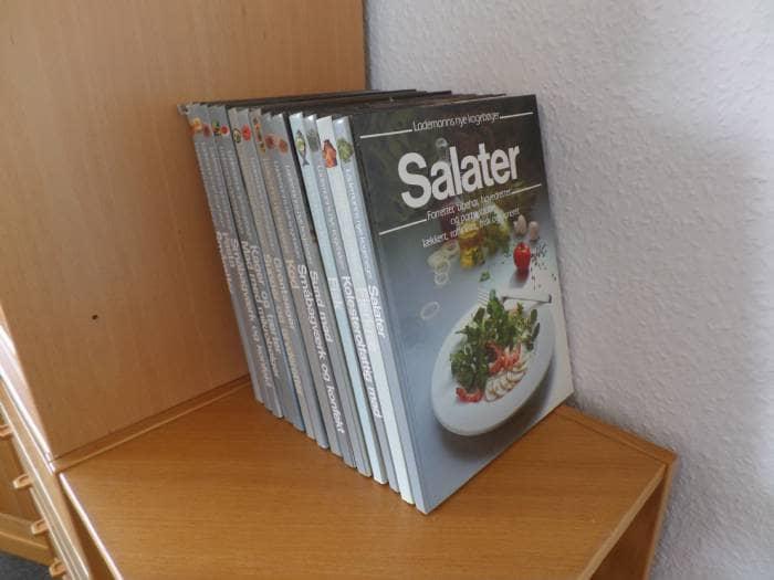 Lademans nye kogebøger