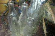 GL mælke/fløde flasker