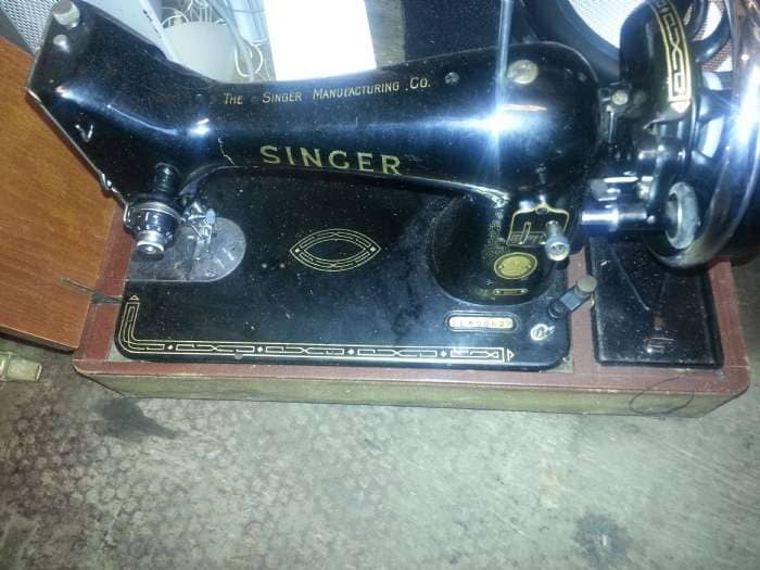 flot GL symaskine
