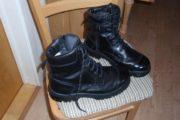 Læderstøvle