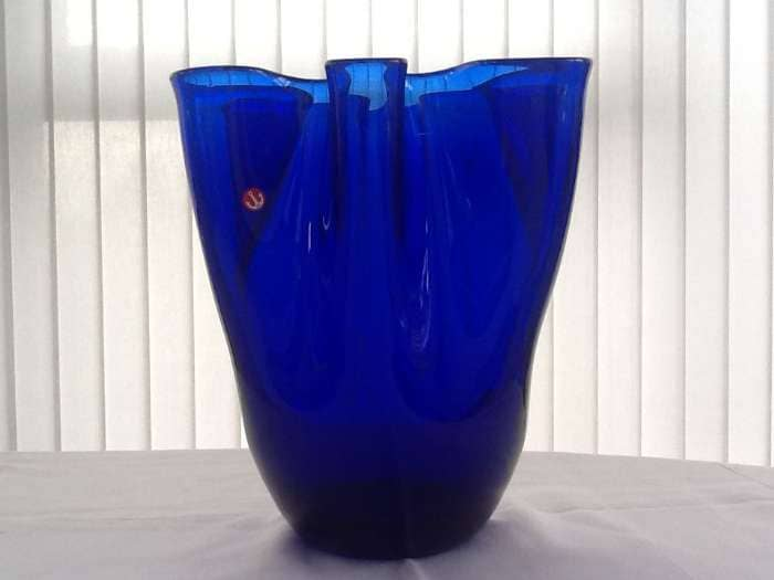 Vase, Ancher Iversen, Flot