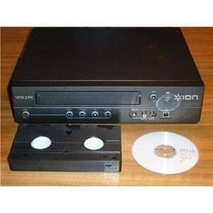 VHSbånd overspilles til DVD