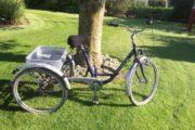 3-hjulet voksencykel, 7 gear