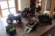 Bruder Traktorer sælges
