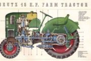 Land. brugs maskine brochure