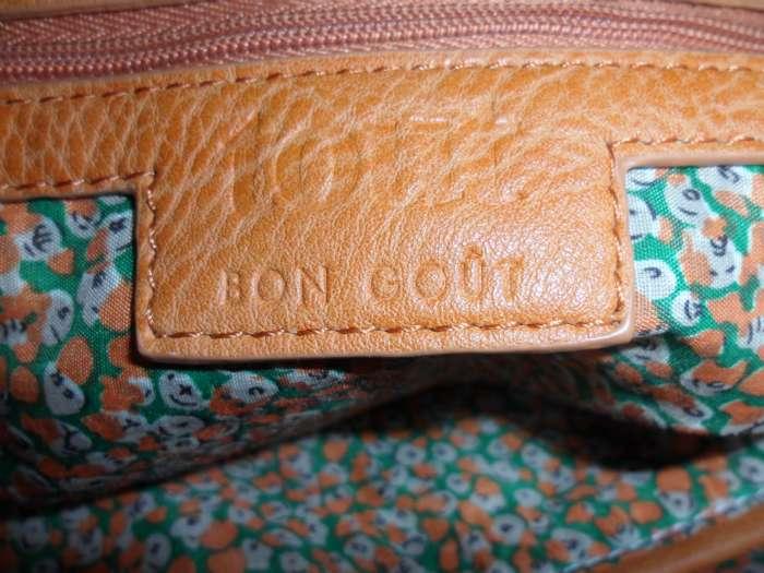 Lille rygsæk mrk. Bon Gout