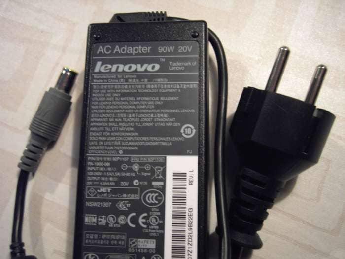 Lenovo oplader, ny - Marianevej 99 - Lenovo adapter til opladning af Lenovo / IBM bærbar PC. Den store model på 90 W / 4,54 A, der sikrer hurtig opladning og kan trække kraftige batterier. Helt ny oplader der aldrig er brugt, da jeg fik en ekstra oplader med til min PC. - Marianevej 99