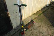 Løbehjul, Slamm scooters