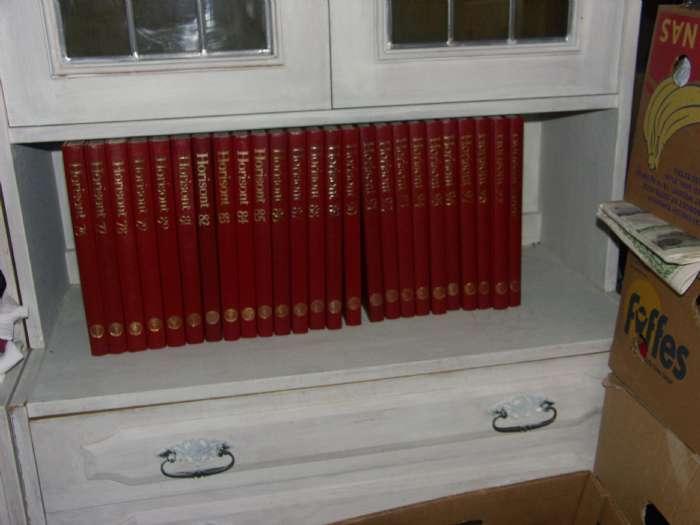 Horisont bind 1976 – 2000