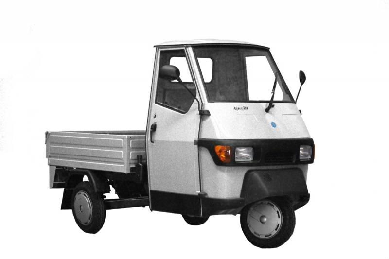 Ape 50 Pick-up 25km/t (invalideknallert)