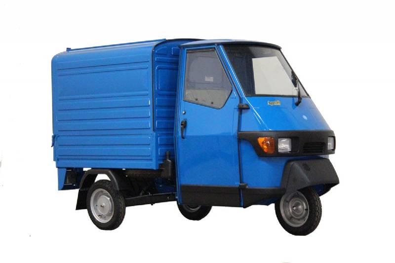 Ape 50 Van 25km/t (invalideknallert)