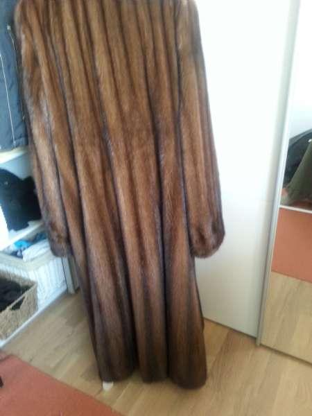 Mink jakke Saga Mink-ny pris!!