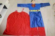 Supermand kostume