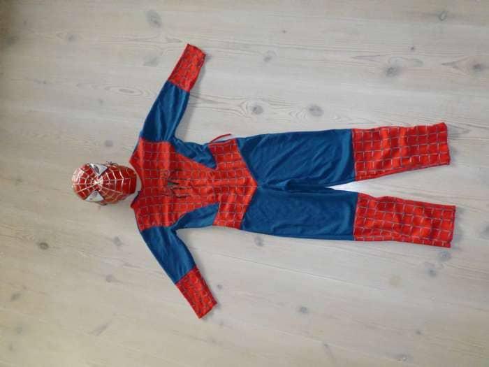 Spiderman kostume str. 116