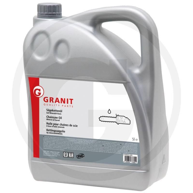 Kædesavsolie 5 liter
