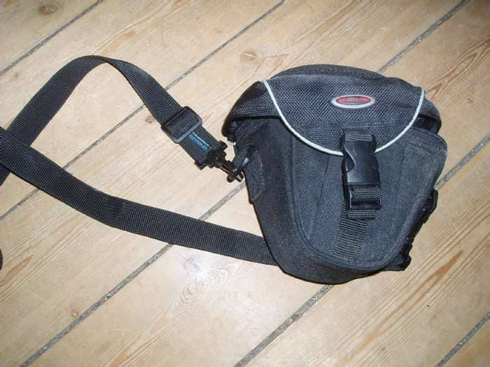 Lækker Kamera taske