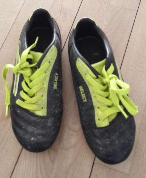 Fodboldstøvler – Select str.33 - Danmark - Fodboldstøvler – Select str. 33 Mp. 50 - Danmark