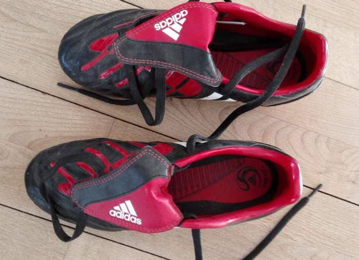 Fodboldstøvler – Adidas str.36 - Danmark - Fodboldstøvler – Adidas str. 36 Mp kr. 75 - Danmark