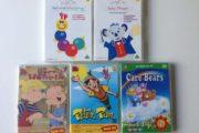 DVD`er for børn