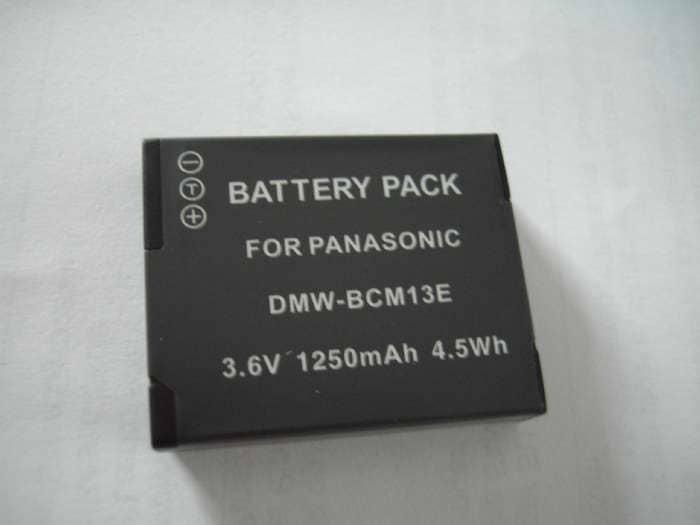 Panasonic Lumix. Nyt batteri