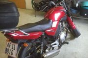 Yamaha YBR 125 ccm.