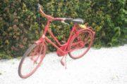 Retro Dame cykel