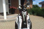 Golfbag sælges