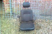 Sæde til elscooter