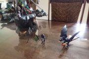 Playmobil dragens fangehul
