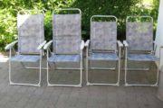 Campingstole Lalleman sælges