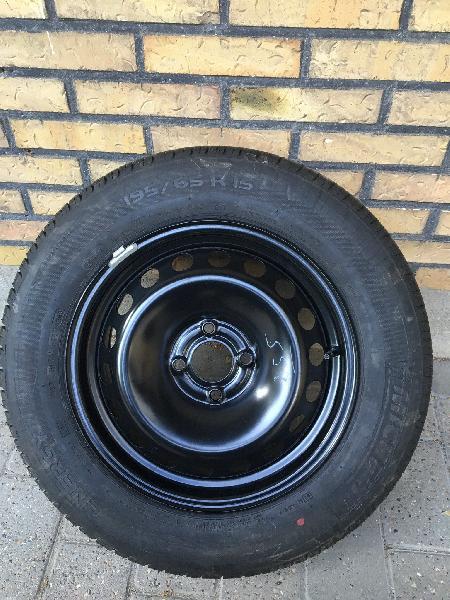 Nyt fælg med nyt dæk