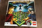 lego minotaurus spil sælges