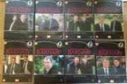 8 stk barnaby film