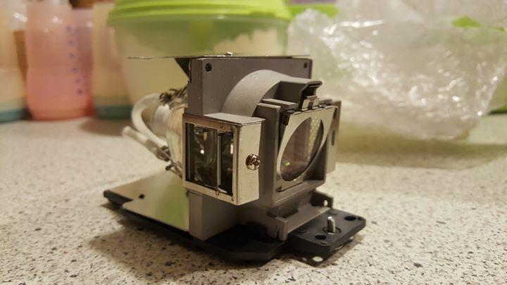 Ny benq projektorlampe ml12185